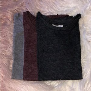 Tops - Forever 21 Bundle of Shirts